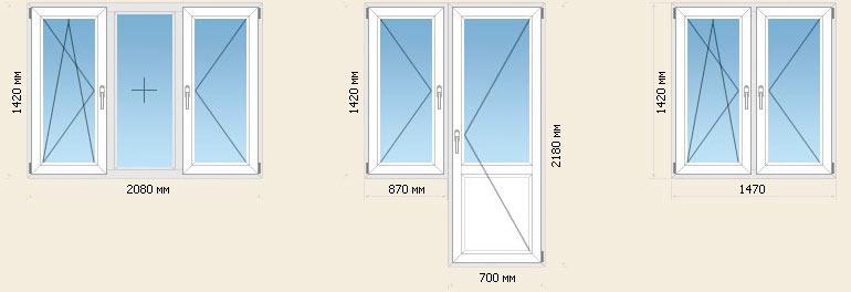окна производство и установка