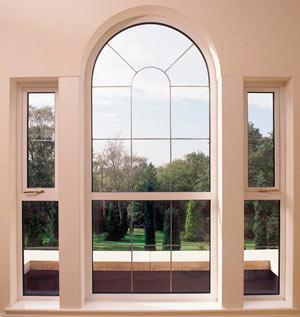 арочные пластиковые окна