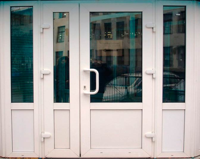 пластиковые двери пвх преимущества