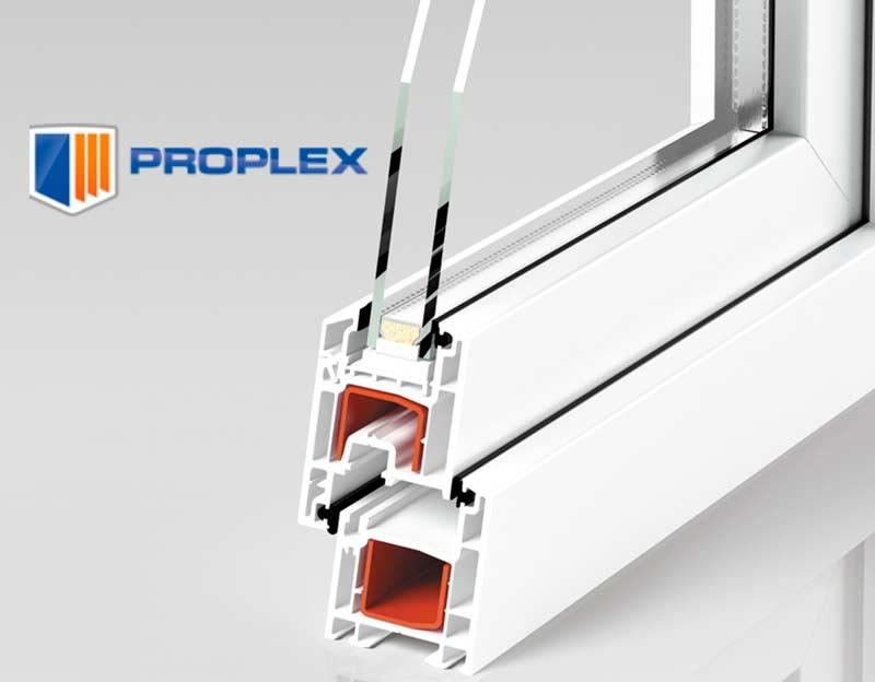 окна пластиковые пвх proplex
